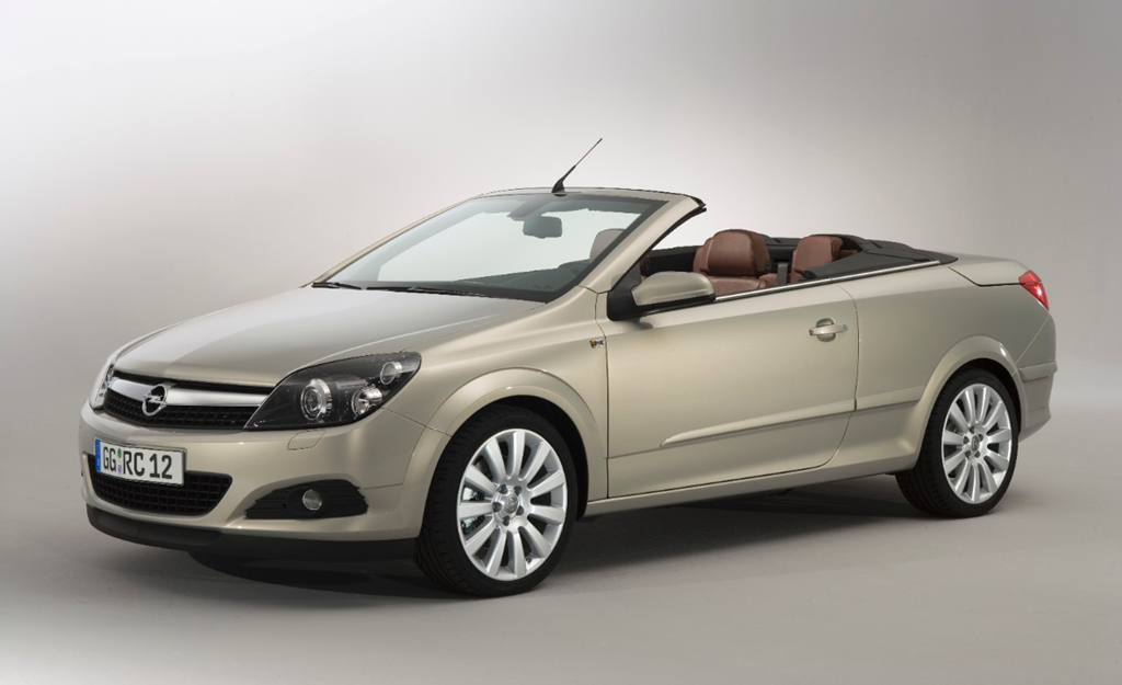 Astra H Twin Top